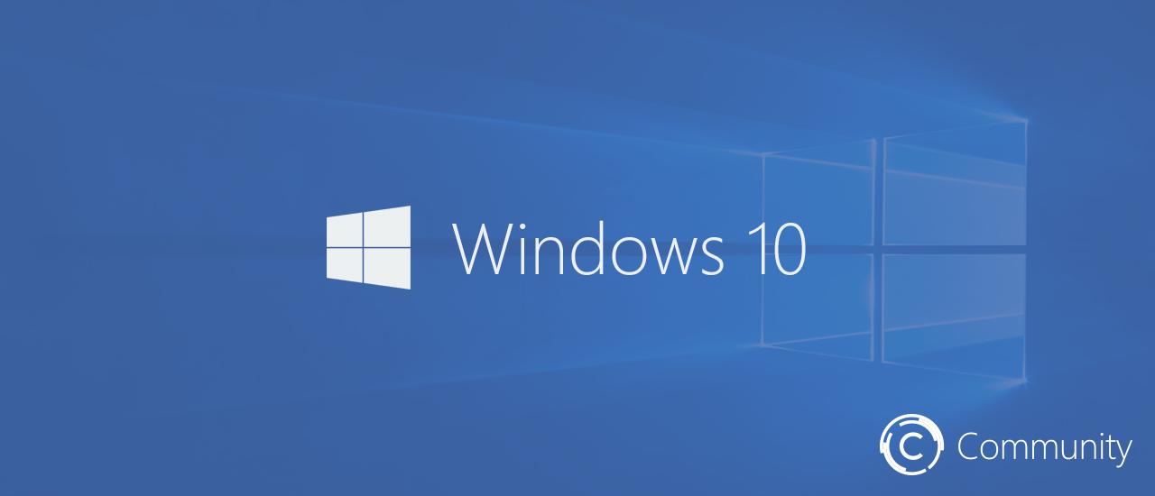 Windows 10 Build 10586.338 доступен для ПК и смартфонов на канале Release Preview