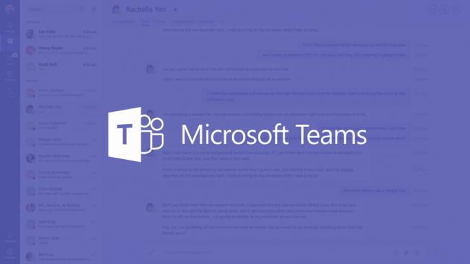 Скриншоты приложения Microsoft Teams для iOS