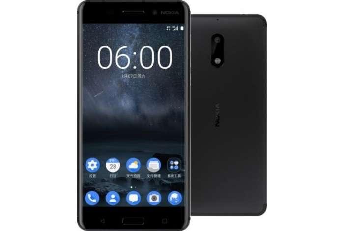 MWC 2017 Nokia представила Nokia 6 для международного рынка