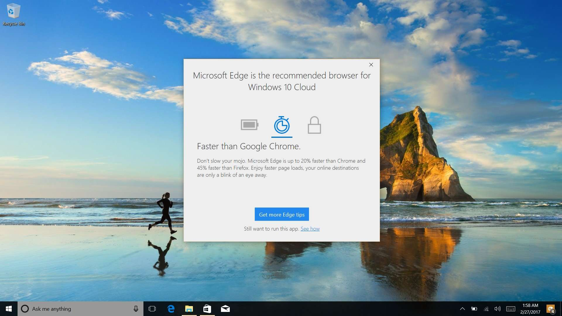 ВWindows 10 Creators можно будет запретить установку Win32-приложений