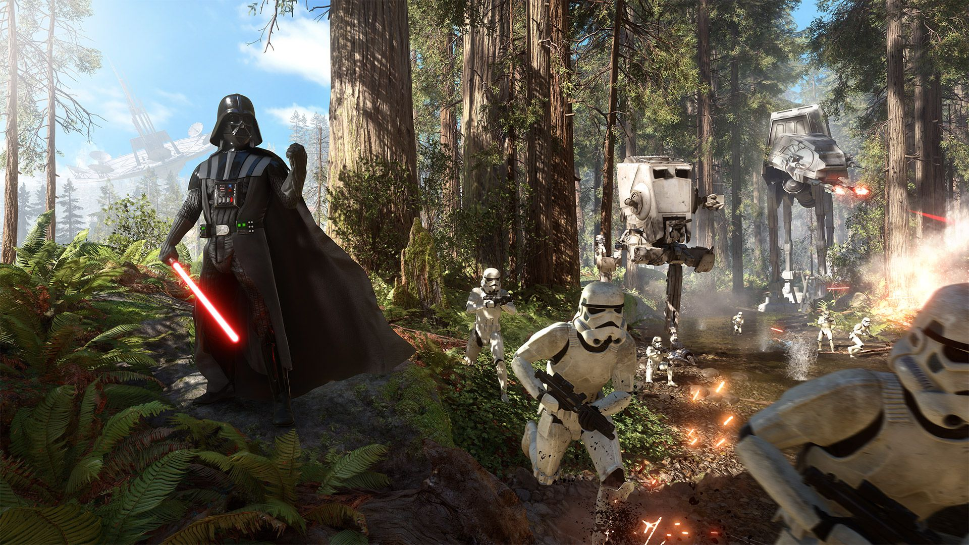 Star Wars Battlefront I, II, III: Star Wars: Battlefront 2 на Project Scorpio