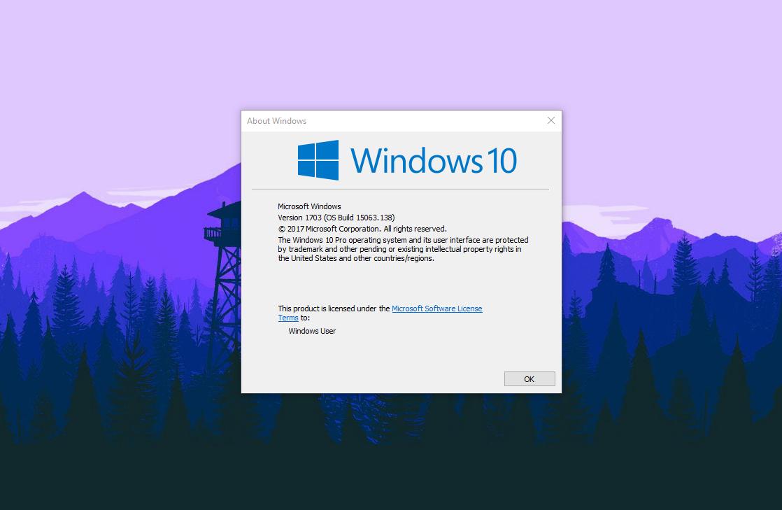 Для компьютеров вышло обновление Windows 10 Creators