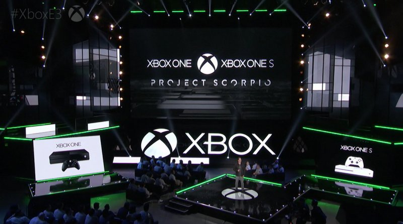 Microsoft расскажет оProject Scorpio уже наследующей неделе