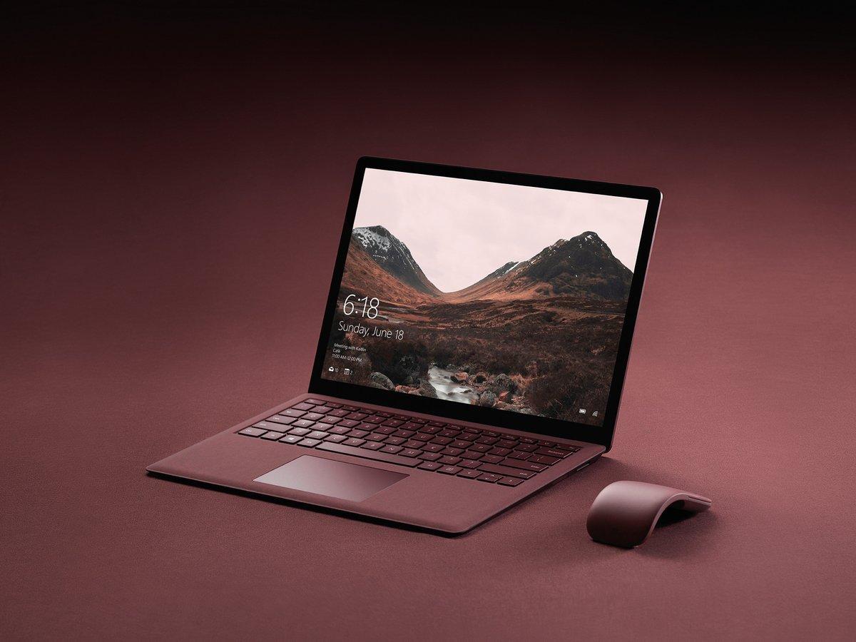 Microsoft представилОС Windows 10 S