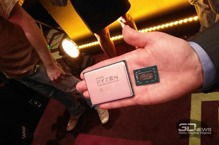 Computex 2017: AMD показала Ryzen Mobile сграфикой Vega