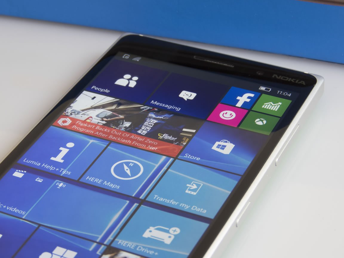 Анонс Windows 10 Mobile Build 15223 для смартфонов