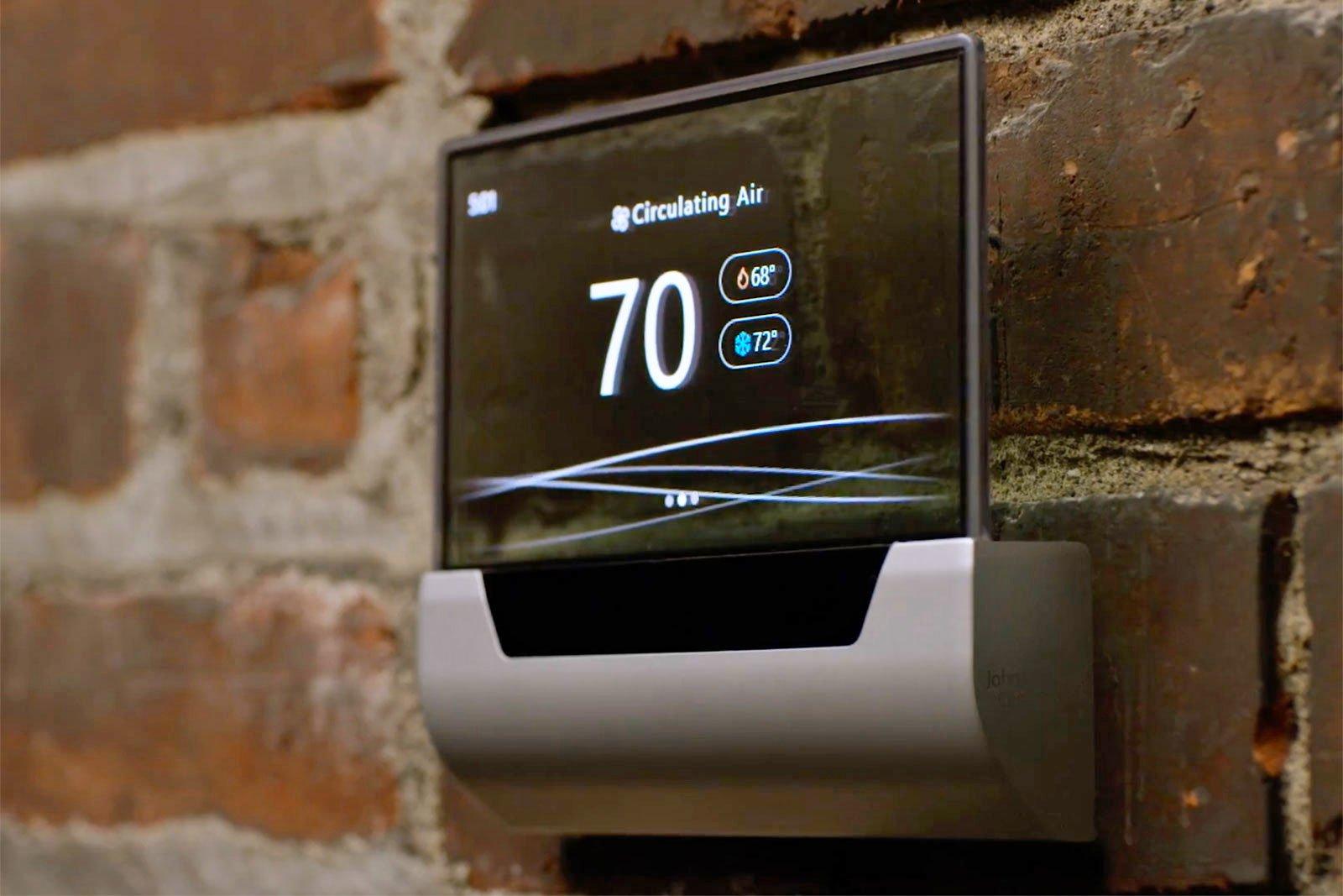 Microsoft представила «умный» термостат