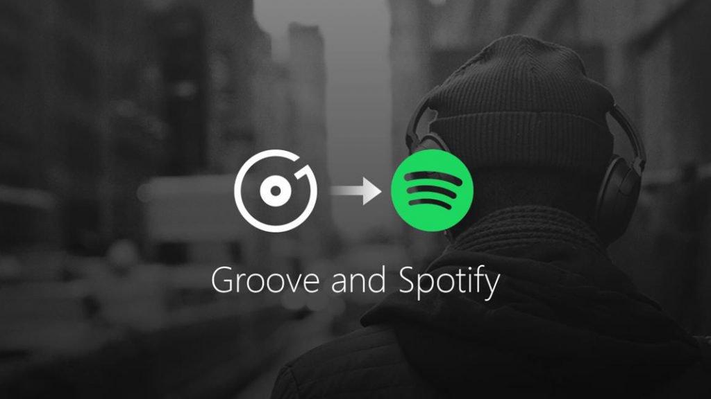 Microsoft закрывает собственный  музыкальный сервис и советует  Spotify