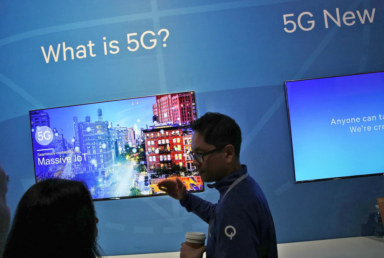 Утверждены первые спецификации 5G