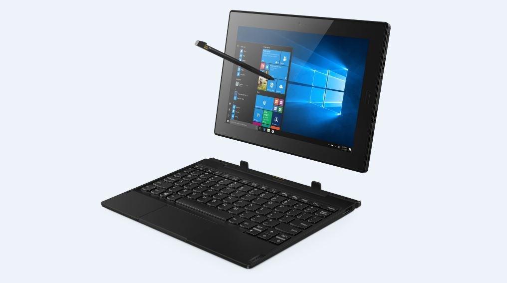 Компания Lenovo официально анонсировала планшет Tablet 10