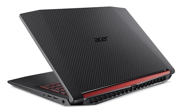Игровой ноутбук Acer Nitro 5 базируется наAMD Ryzen Mobile