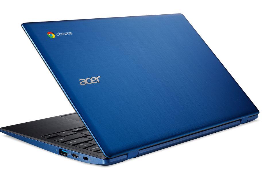 CES 2018: Acer анонсировала Chromebook 11 с двумя портами USB Type-C