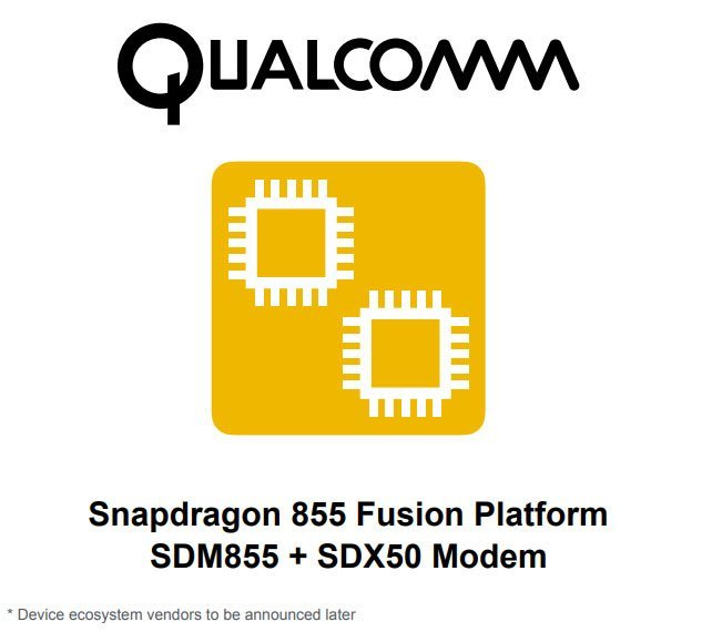 Qualcomm Snapdragon 855 будет поддерживать сети 5G