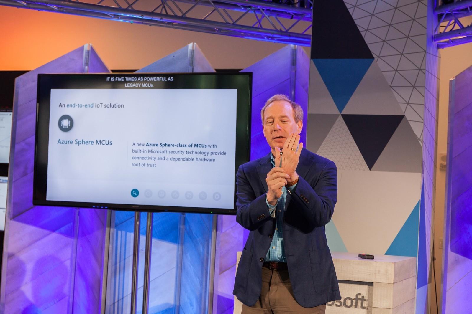 Microsoft создала новый IoT-сервис набазе ядра Linux