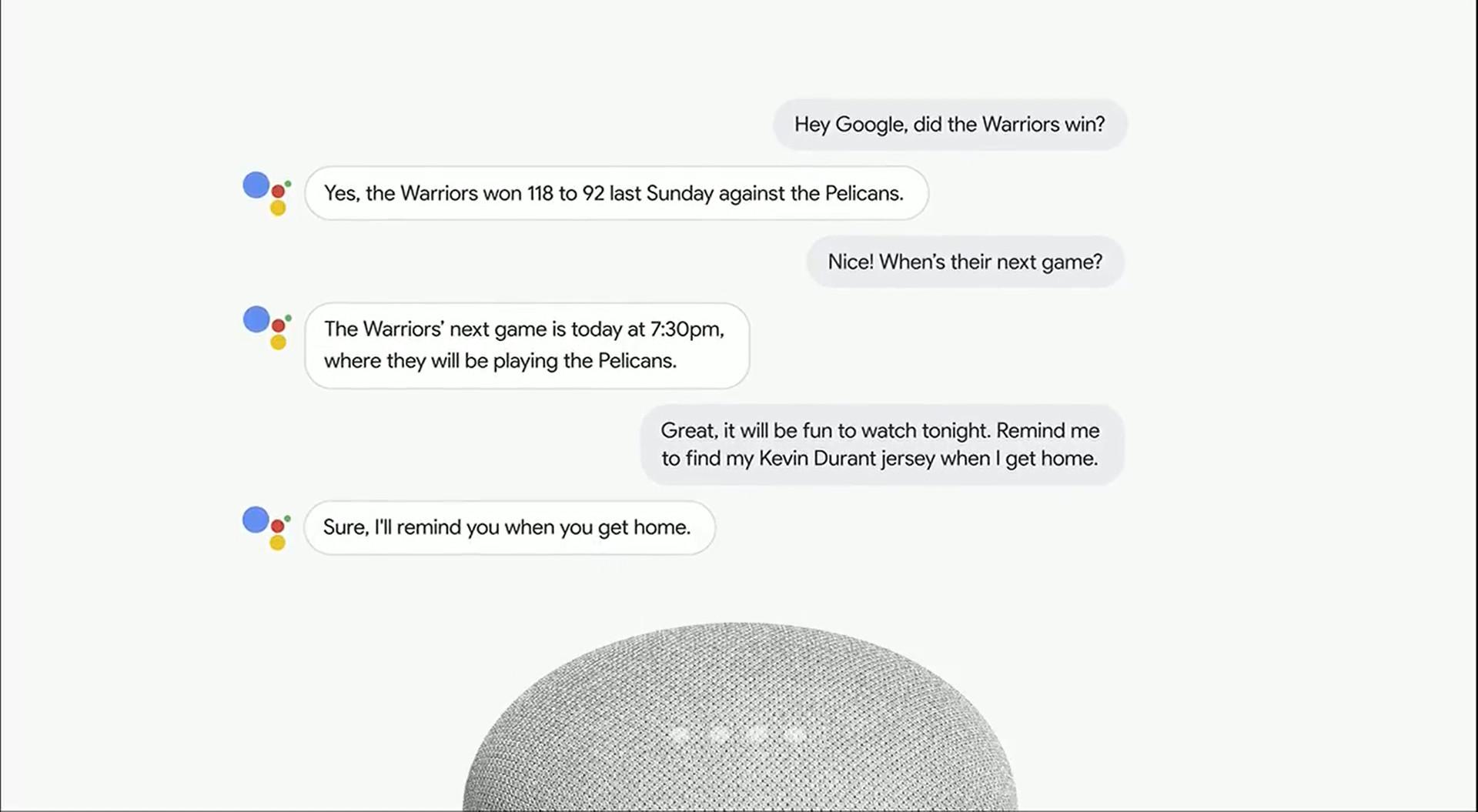 Google представила андроид Pсвозможностью управления жестами