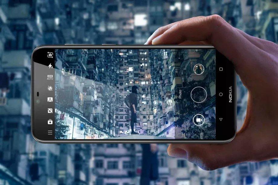 HMD Global анонсировала начало продаж телефона нокиа 6X в«Поднебесной»