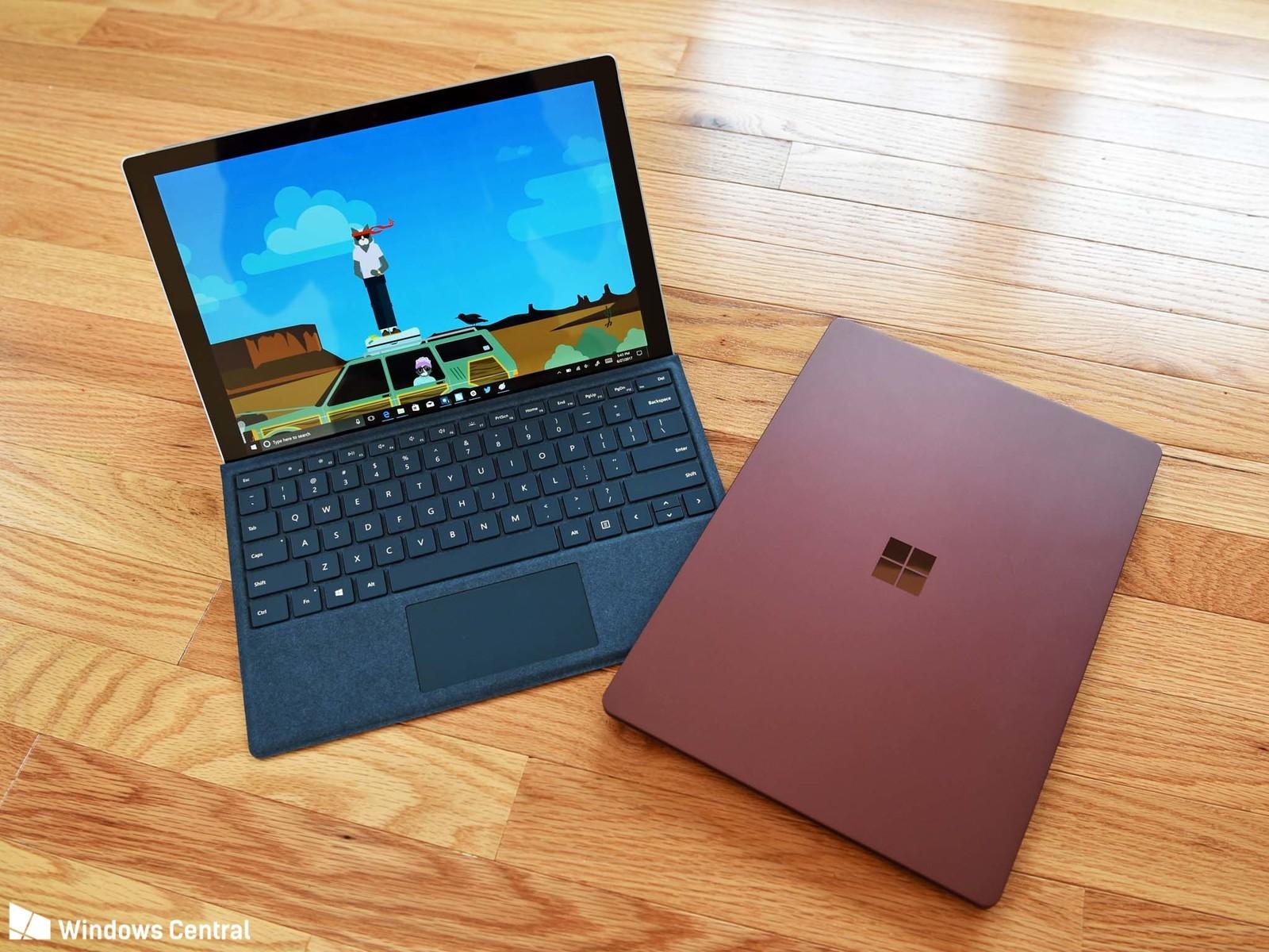 Microsoft тизерит анонс нового устройства влинейке Surface