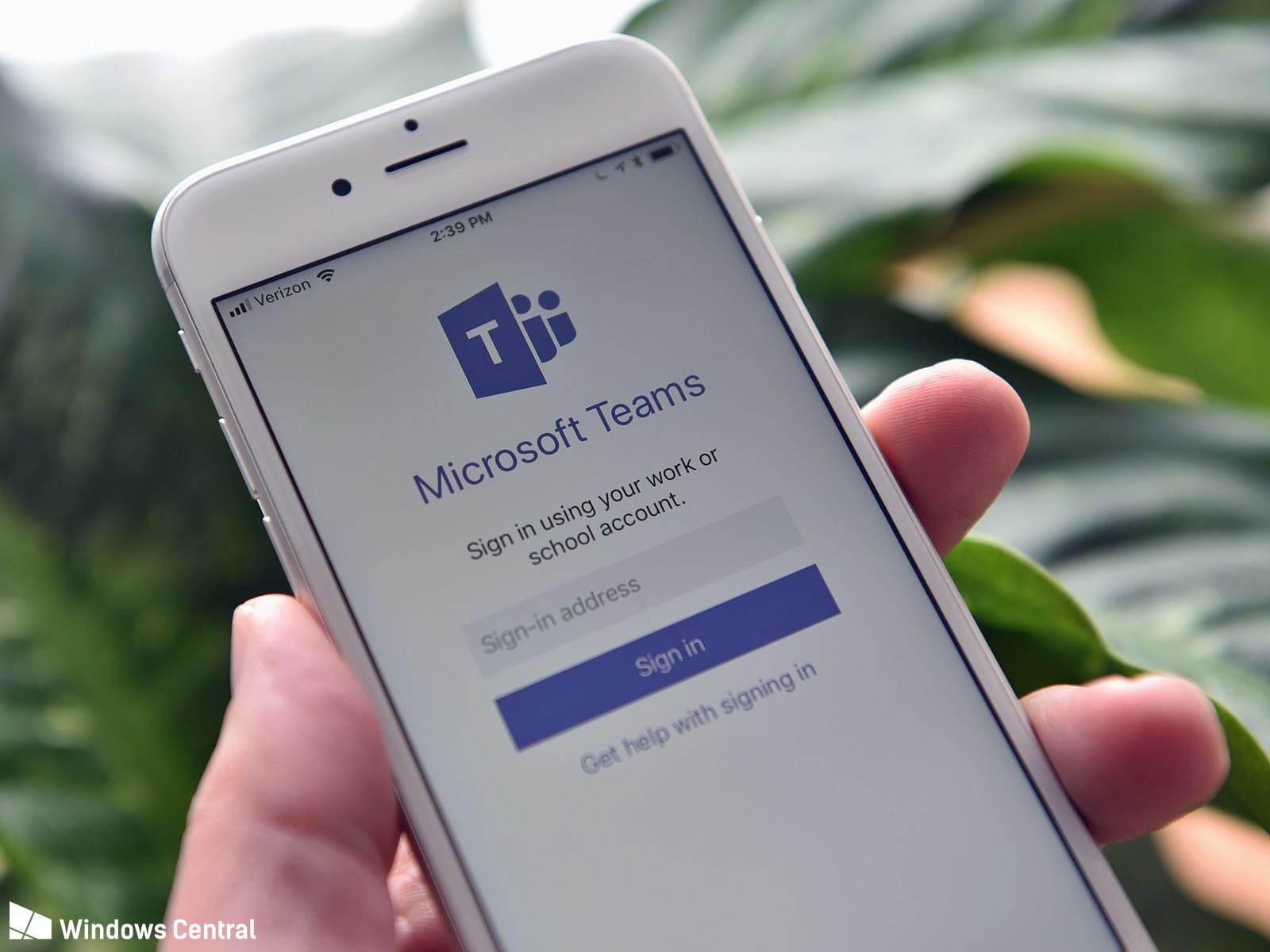 Microsoft запустила бесплатную версию корпоративного мессенджера Teams