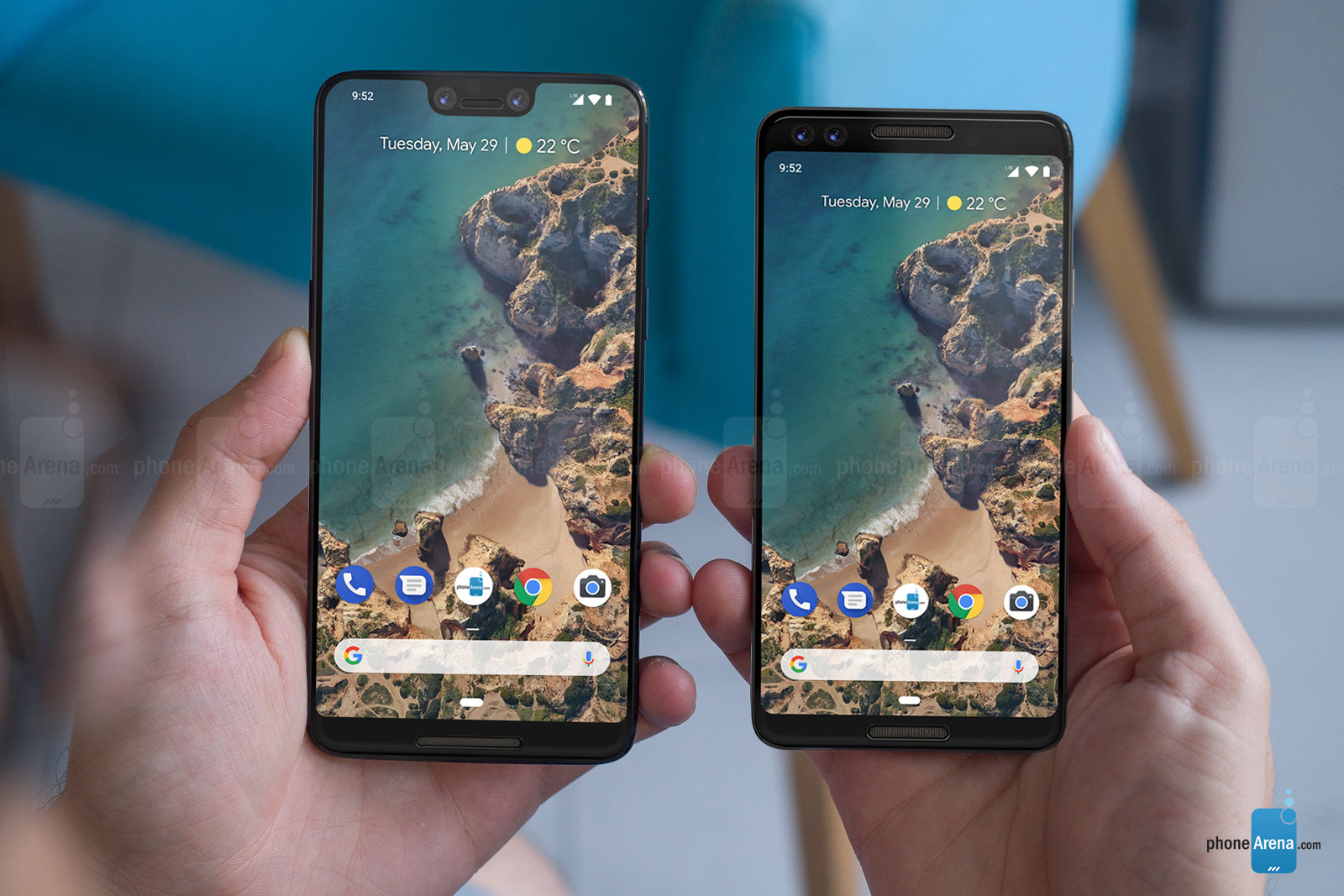 Arriving in early October the Pixel 3 and Pixel 3 XL are among the worstkept secrets in recent times Heres what we know about the new Google phones