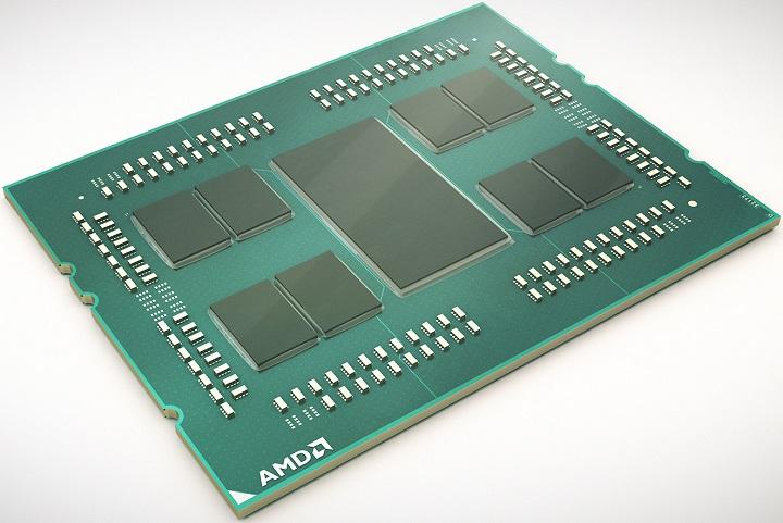 AMD анонсировала архитектуру Zen 2 на базе 7-нм техпроцесса