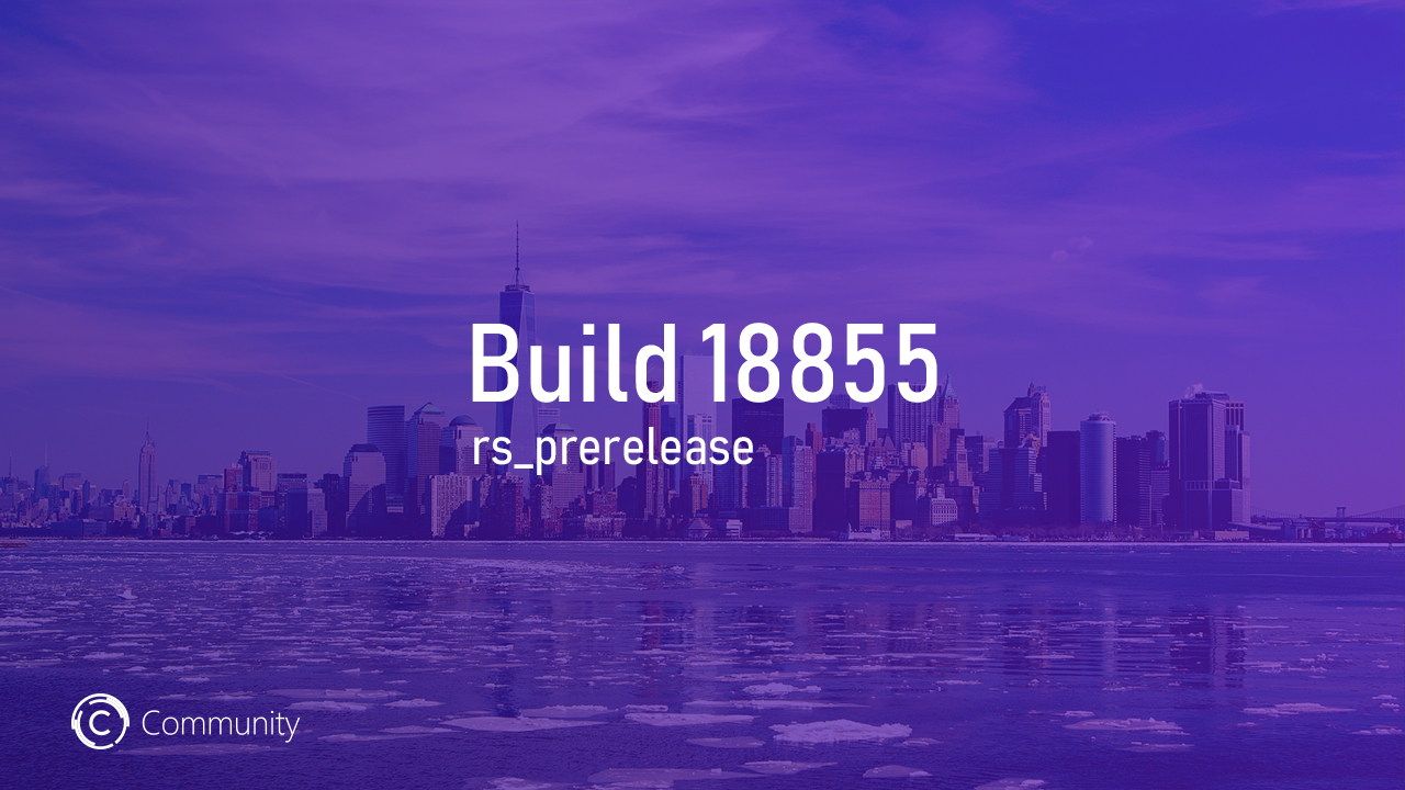 Анонс Windows 10 Insider Preview Build 18855 (Skip Ahead)