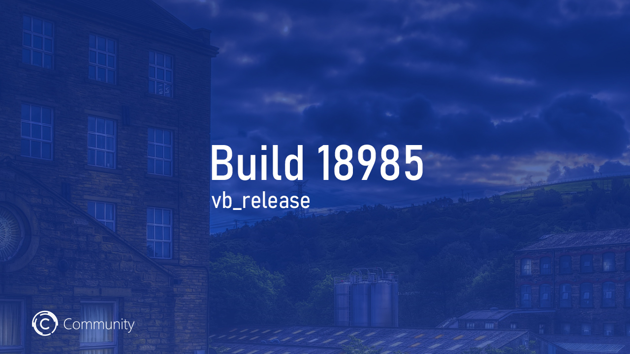 Анонс Windows 10 Insider Preview Build 18985 (Fast и Skip Ahead)