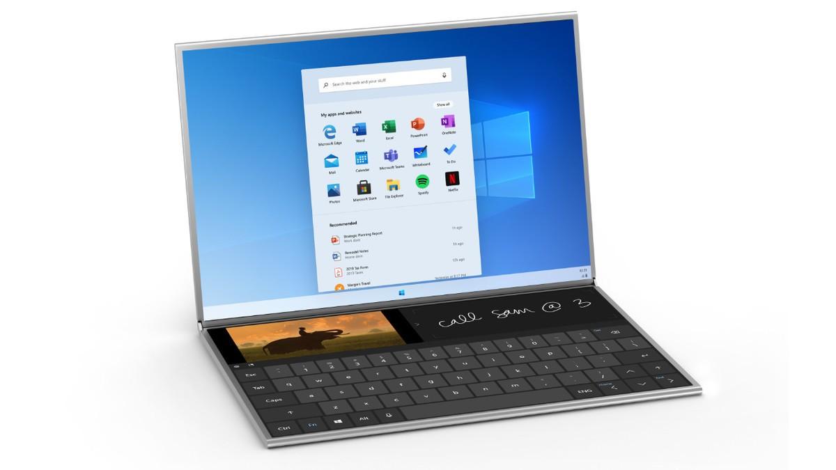 Где ещё будет использоваться новая операционная система Windows 10X