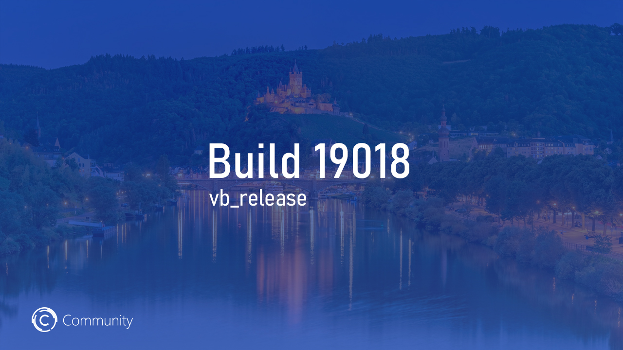 Анонс Windows 10 Insider Preview Build 19018 (Ранний доступ)