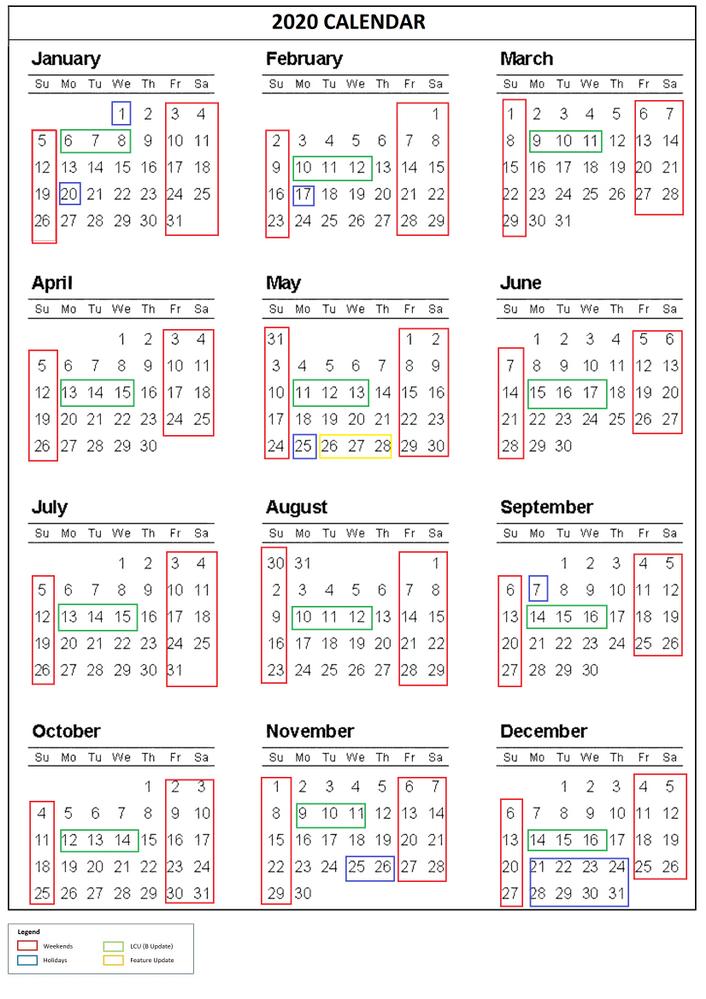 Windows 10 May 2020 Update может выйти в период с 26 по 28 мая