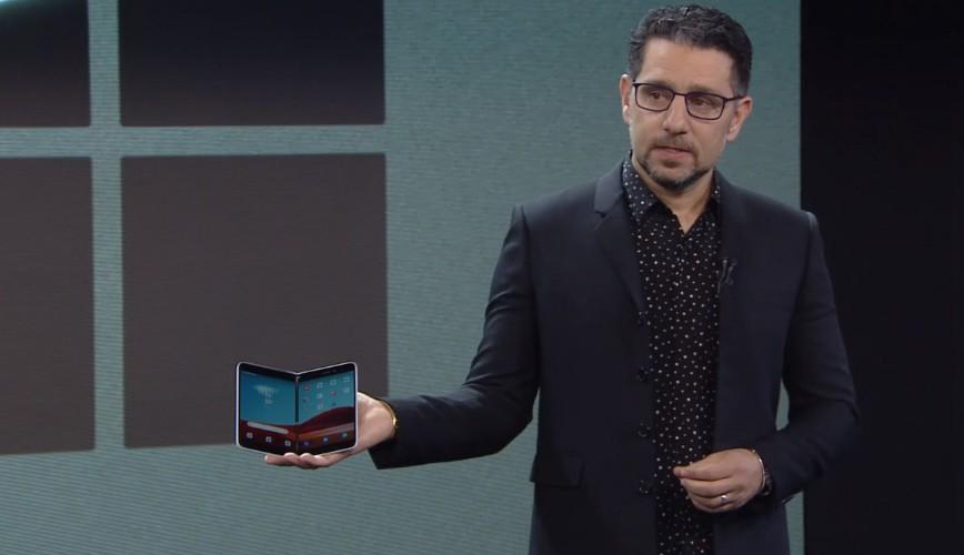 Стали известны технические характеристики Surface Duo