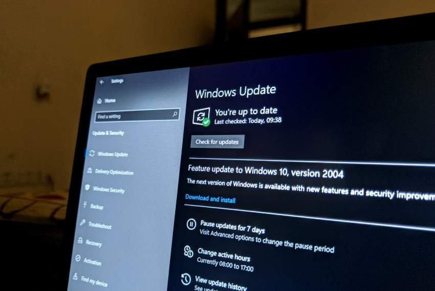 Windows 10 стала уведомлять, если обновление до May 2020 Update заблокировано для устройства