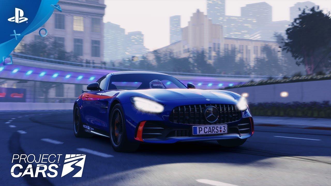 Slightly Mad Studios анонсировала Project CARS 3