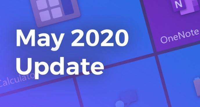 Windows 10 May 2020 Update теперь доступен большему количеству пользователей