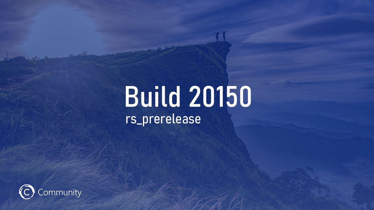 Анонс Windows 10 Insider Preview Build 20150 (канал Dev)