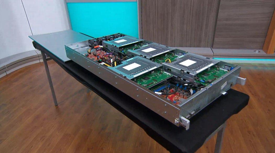 В следующем году xCloud перейдёт на блейд-серверы на базе Xbox Series X