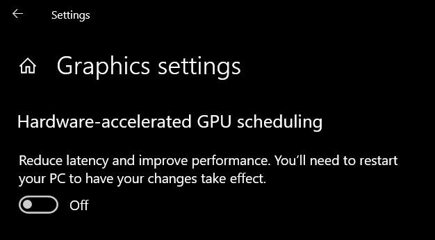Новый графический драйвер NVIDIA поддерживает DirectX 12 Ultimate и GPU Scheduling