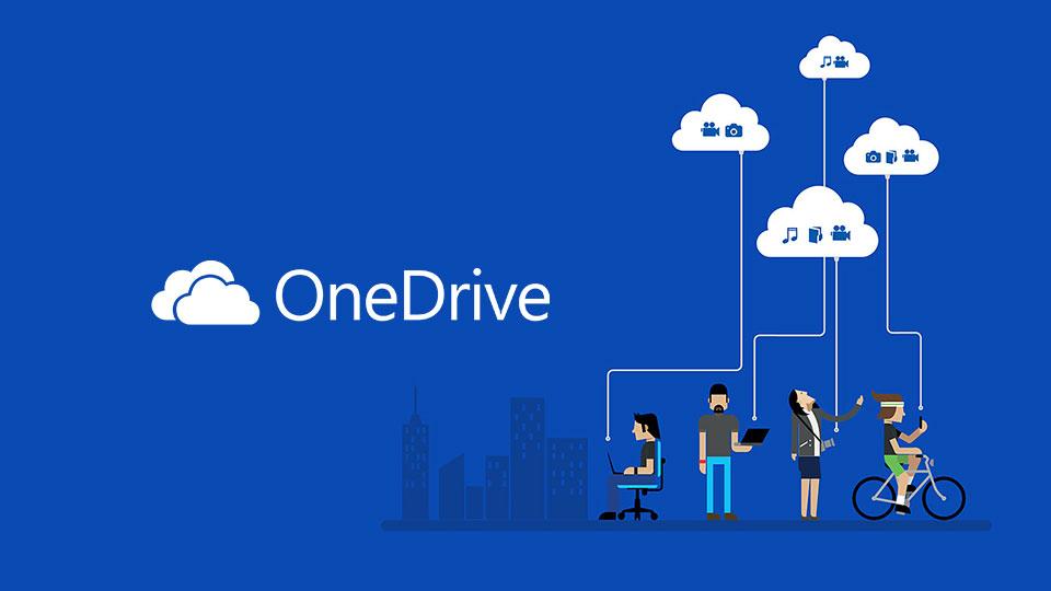 Веб-версия OneDrive получит тёмную тему и улучшения для бизнеса
