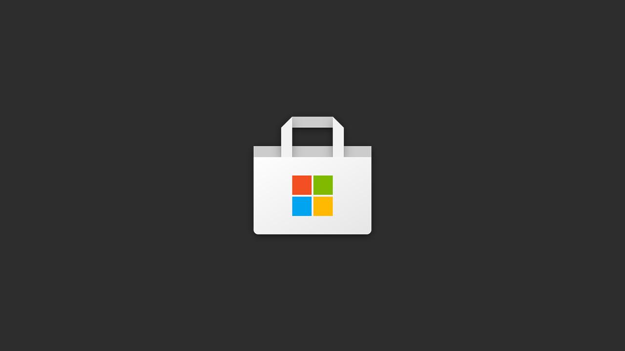 Microsoft Store для Windows 10 получил иконку в стиле Fluent Design