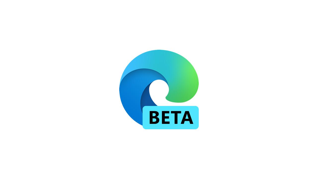Microsoft выпустила Edge Beta 85