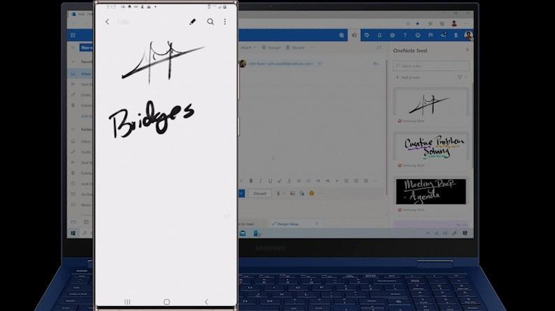 Вскоре Samsung Notes и Reminders смогут синхронизироваться с Microsoft To-Do и OneNote