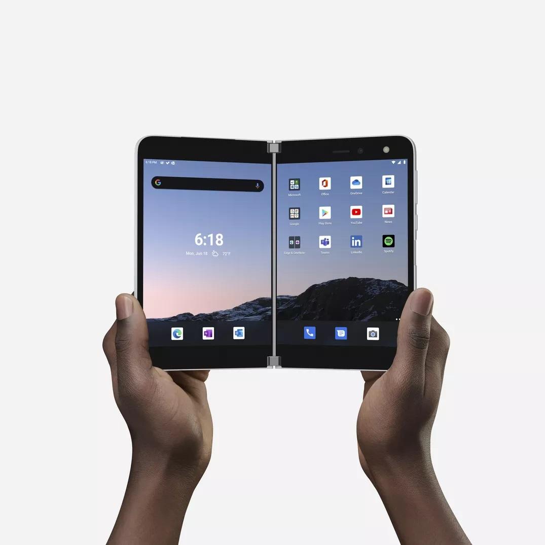 Surface Duo выйдет 10 сентября по цене $1399, предзаказы уже открыты