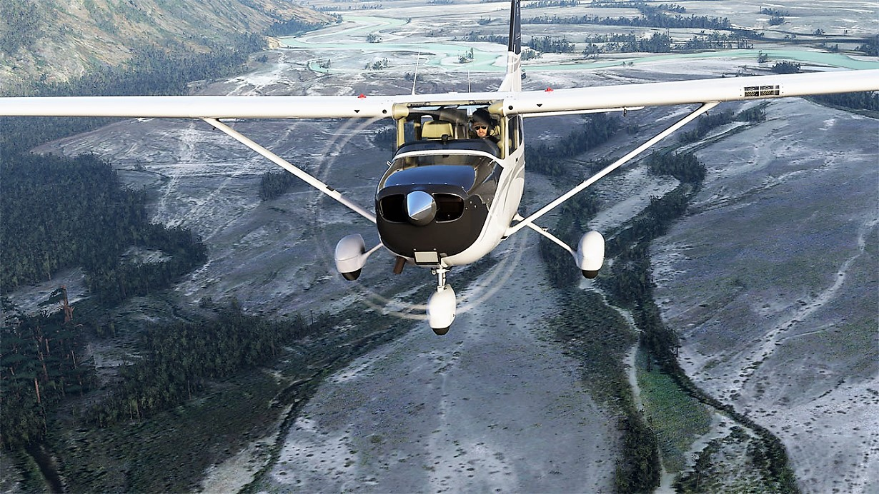 В Microsoft Flight Simulator 2020 сыграло более миллиона человек