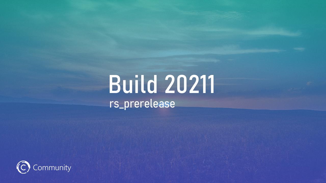 Анонс Windows 10 Insider Preview Build 20211 (канал Dev)