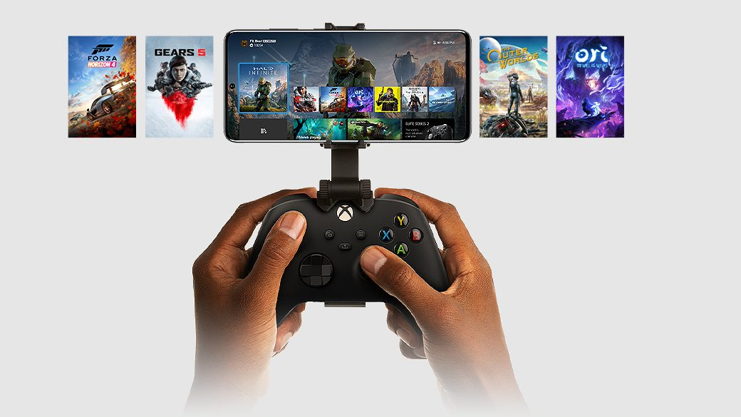 Выпущена бета-версия нового приложения Xbox для Android