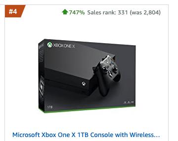 Некоторые люди по ошибке заказывают Xbox One X вместо предзаказа Xbox Series X