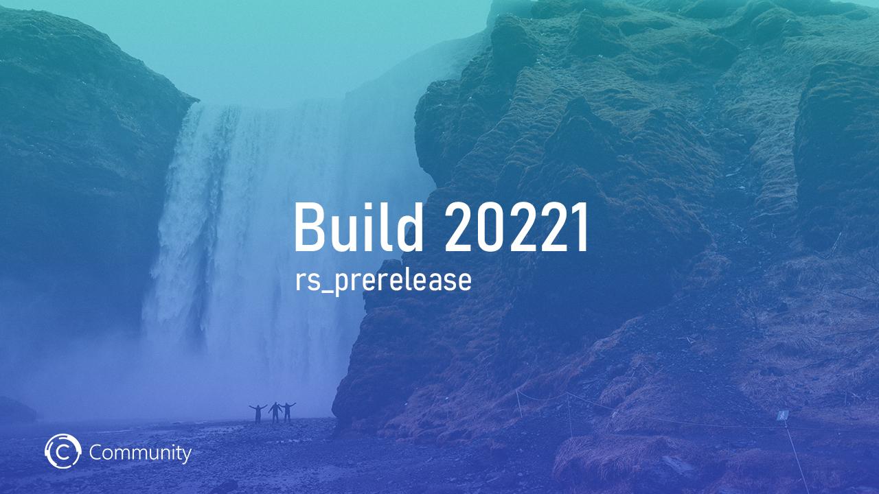Анонс Windows 10 Insider Preview Build 20221 (канал Dev)