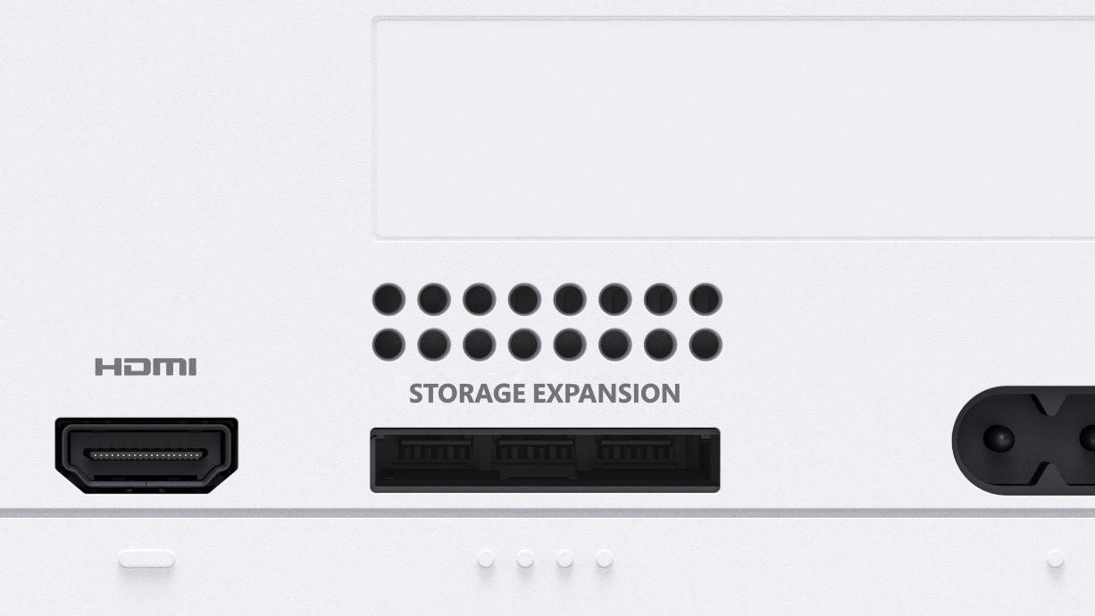 На Xbox Series X игрокам будет доступно только 802 ГБ памяти на SSD