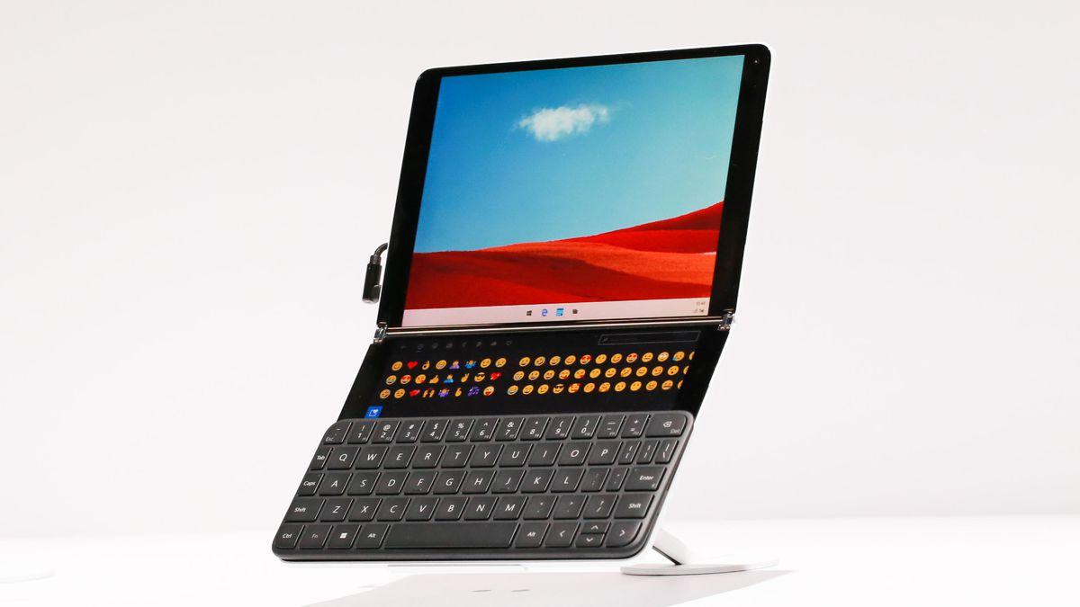 Microsoft удалила Surface Neo с официального сайта