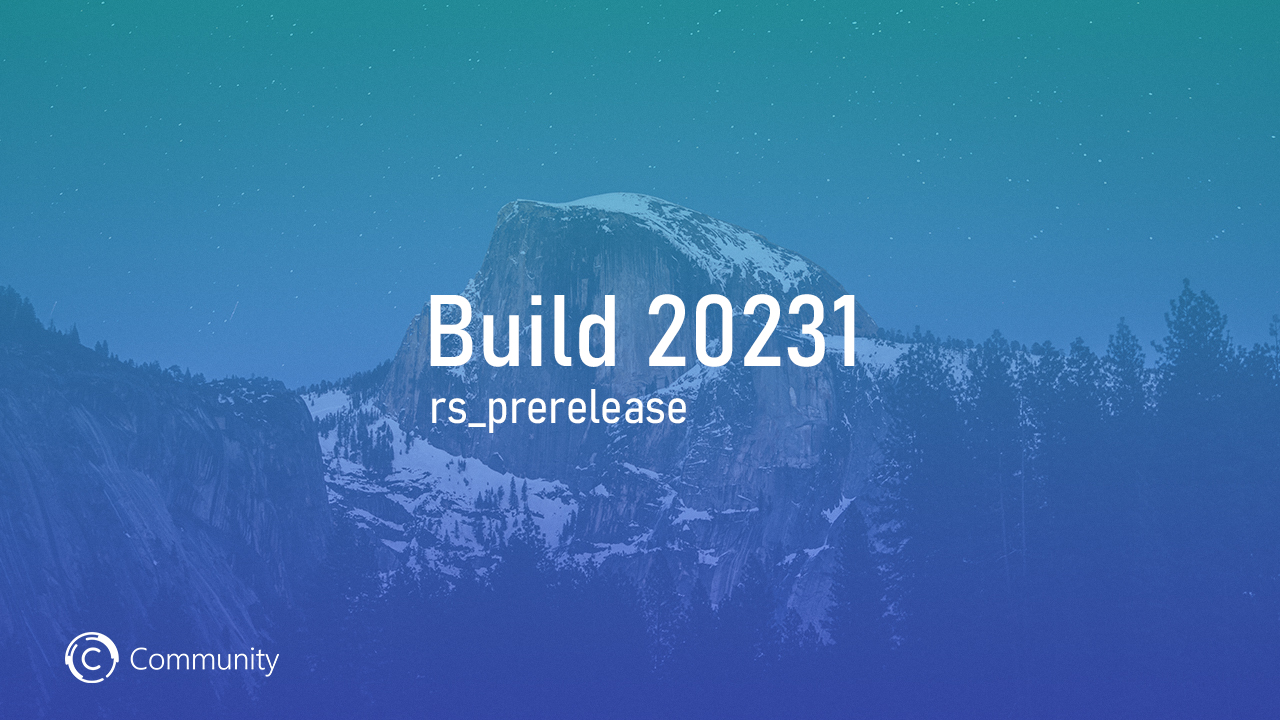 Microsoft выпустила Windows 10 Build 20231.1005 на канале Dev