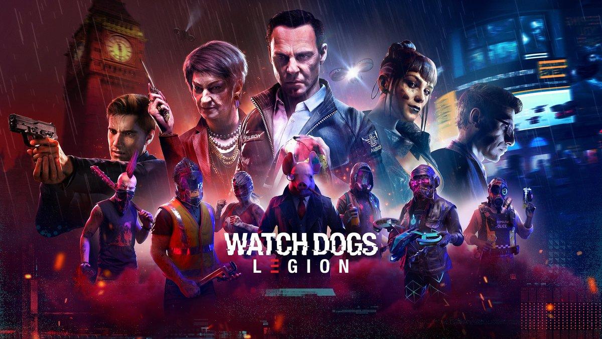 Демонстрация Watch Dogs: Legion с трассировкой лучей на Xbox Series X